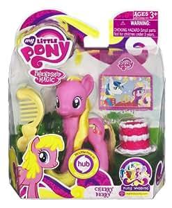 My Little Pony My Little Pony Basic Figure Cherry Berry Pony Wedding Series.