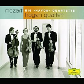"Mozart: The ""Haydn Quartets"""