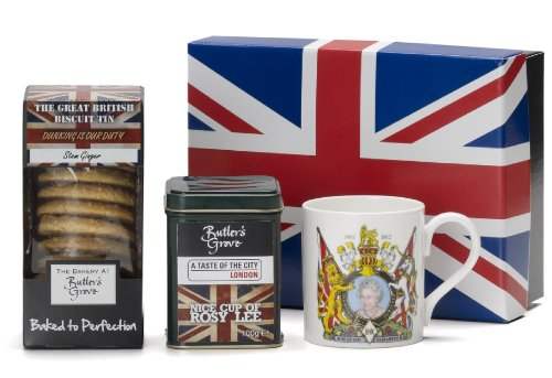 Highland Fayre Best of British Hamper
