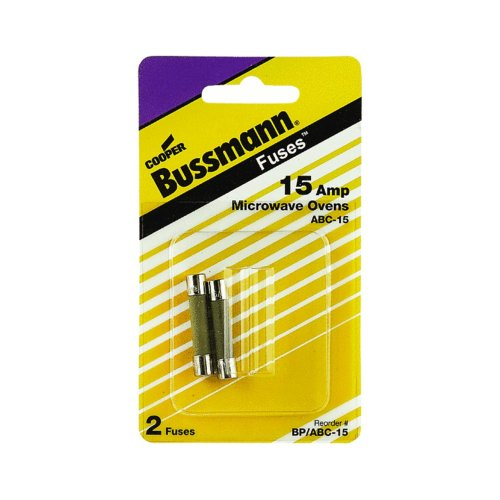 Bussmann Fuse Fast Acting, Microwave Oven 15 Amp 250 V 1/4  X 1-1/4  Cd 2 10pcs high voltage fuse for microwave oven 0 9a yb