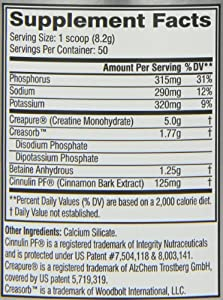 Cellucor COR-Performance Creatine, 50 Servings, Unflavored(410 g)