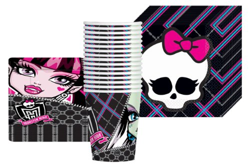 Monster High Party Kit for 16 Guestsbuy party supplies online