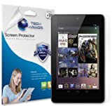 Tech Armor Google Nexus 7 Tablet Premium HD Clear Screen Protector with Lifetime Replacement Warranty [3-Pack] - Retail Packaging