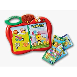 Vtech - Touch & Teach Busy Books