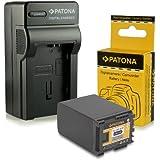 Chargeur + Batterie BP-828 / BP828 pour Canon Camcorder HF-G30   XA20   XA25 - LEGRIA HF-G10   HF-G20   HF-G25   HF-G30   HF-M30   HF-M31   HF-M32   HF-M40   HF-M41   HF-M300   HF-M301   HF-M400   HF-S10   HF-S11   HF-S1400 - [ Li-ion; 2670mAh ; 7.4V ]