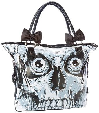 Iron Fist Bags Bone Breaker IFLBAG10582F12 Shoulder Bag,Black,One Size