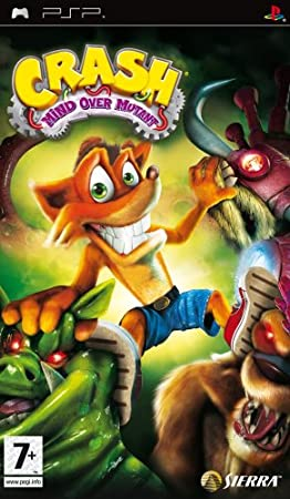 Crash Bandicoot: Mind Over Mutant (PSP)