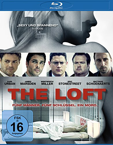 The Loft Bd [Blu-ray] [Import anglais]