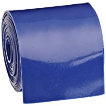 Tenura 75377-0000 Blue Silicone Non-Slip Strip, 3-1/5&#039; Length x 3/4&#034; Width