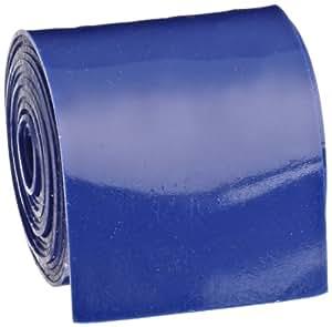 "Tenura 75377-0000 Blue Silicone Non-Slip Strip, 3-1/5' Length x 3/4"" Width"
