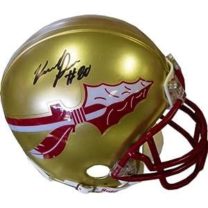Rashad Greene Autographed Florida State Seminoles Mini Helmet (JSA) - Autographed... by Sports+Memorabilia