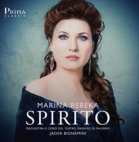 CD : REBEKA MARINA - Spirito