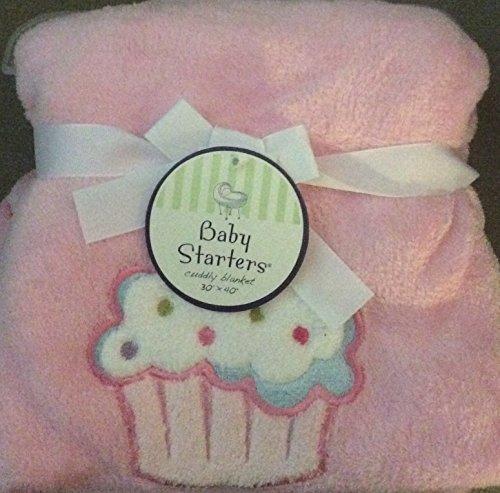 "Baby Starters Cuddly Blanket 30"" X 40"" - 1"