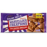 Cadbury Dairy Milk Marvellous Creations Cola Pretzel Honeycomb 200g (Box of 11)