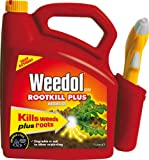 Weedol Rootkill Plus 5 Litres Ready to Use Weedkiller