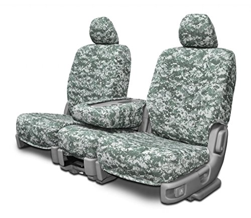 Custom Seat Covers for Mazda CX-9 - Camo