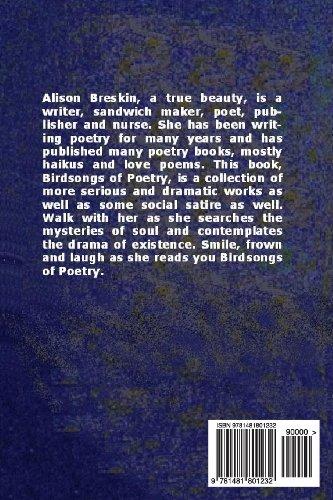 Birdsongs of Poetry