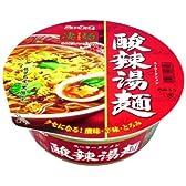 ニュータッチ 凄麺 酸辣湯麺 103g×12個
