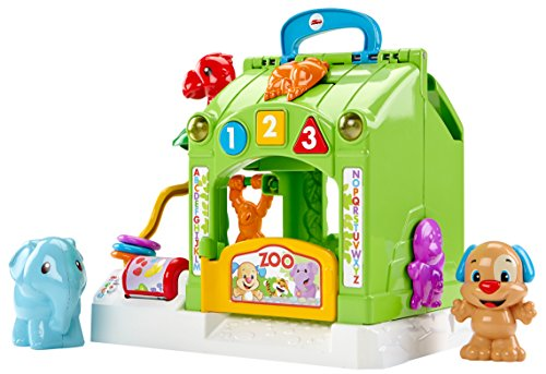 Fisher-Price Laugh and Learn Smart Stages Activity Zoo - 1