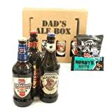 GIFTS2THEDOOR Dads Real Ale Box