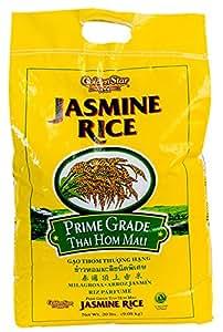 Amazon.com : Golden Star Jasmine Rice 20 lb Prime Grade