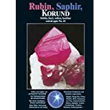 extraLAPIS Nr. 15 - Rubin, Saphir, Korund (Schön, hart, selten, kostbar) {Broschiertes Paperback} (extraLapis)...
