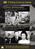 Final Appointment / Murder On The Campus [DVD]