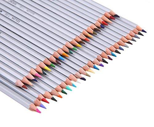 Ohuhu Art Colored Pencils, Assorted Colors, Set of 48