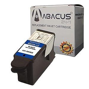 Abacus24-7 Compatible Kodak Ink 10B Cartridge, Black