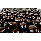 Dark Chocolate Covered Espresso Beans (1 Pound Bag)