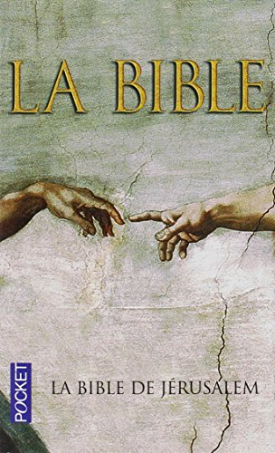 La Bible Jérusalem Collectif Spiritualite