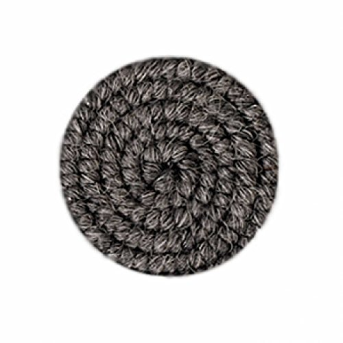 Graftobian Dark Grey Crepe Hair (1 yard) by Graftobian (Crepe Hair Grey compare prices)