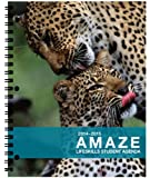 2014-2015 Amaze Student Day Planner August 2014 - July 2015 Academic Agenda Organizer 21st Century Skills 8.5 x 11 inches 144 pages