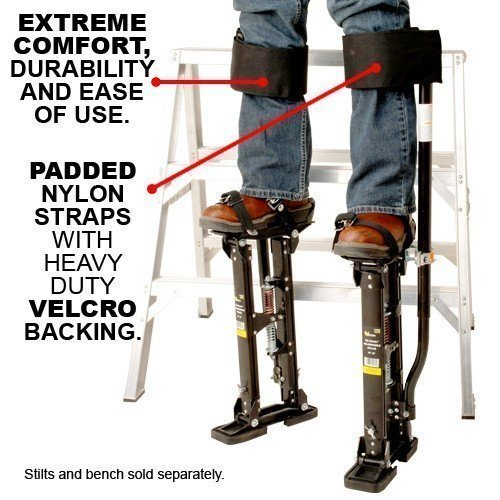 newest-design-comfort-strap-drywall-stilts-leg-band-kit-com-strap