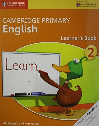 Cambridge Primary English Stage 2 Learner's Book (Cambridge International Examinations)