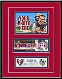 Roy Halladay NLDS No-Hitter Photo & Ticket Frame