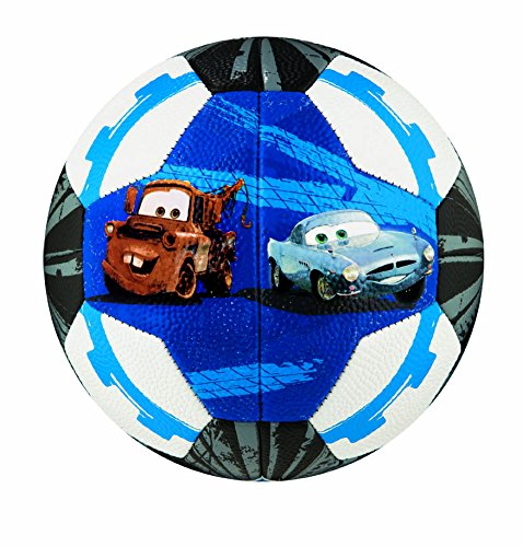 Disney Pixar Cars Soccer Ball Size