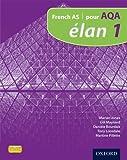 img - for Elan: 1: Pour AQA Student Book book / textbook / text book