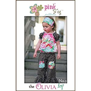 The Olivia Top Pattern