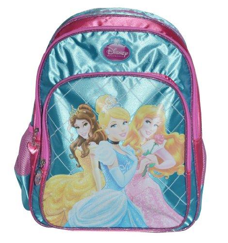 Simba Simba Princess Cross Diamond Backpack, Multi Color (14-Inch) (Multicolor)