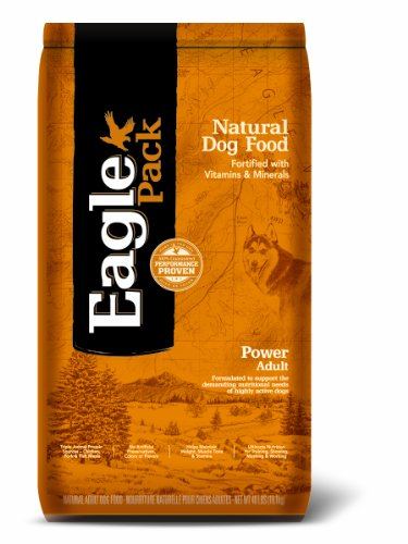 Power Adult Formula Natural Pet Food for Dogs - 40 lb Bag