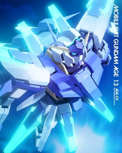 機動戦士ガンダムAGE [MOBILE SUIT GUNDAM AGE] 13 (豪華版) (初回限定生産) <最終巻> [Blu-ray]