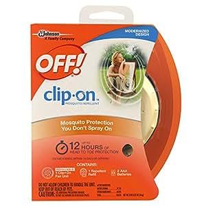 Off! Clip On Starter