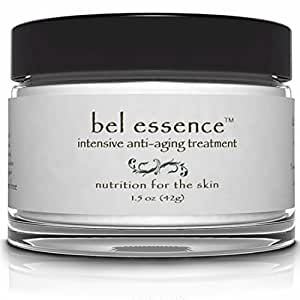 Bel Essence Cream Bel Essence All Natural Anti Wrinkle Treatment Intensive Anti Aging, Facial Lift Skin Care Formula 1.5oz