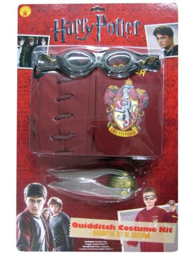 Harry Potter & The Half-Blood Prince Quidditch Kit
