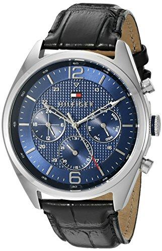 Tommy-Hilfiger-Mens-1791182-Sophisticated-Sport-Analog-Display-Quartz-Black-Watch