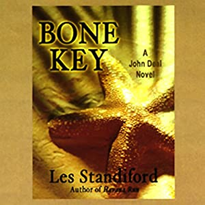 Bone Key Audiobook