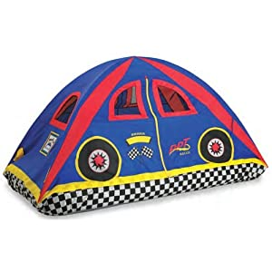 Rad Racer Double Bed Tent from Pacific Play Tents