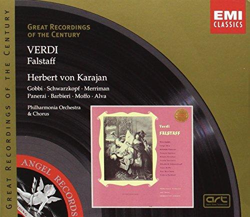 Verdi: Falstaff  (1956)