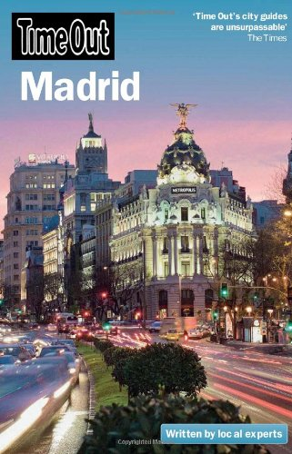 Time Out Madrid (Time Out Guides)